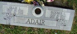 Bloomer C. Adair