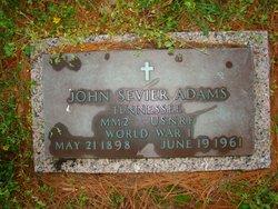 John Sevier Adams