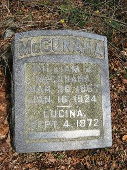William J McConaha