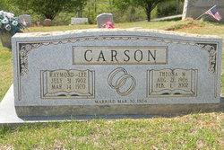 Raymond Lee Carson