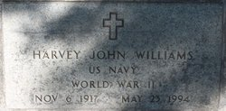 Harvey John Williams