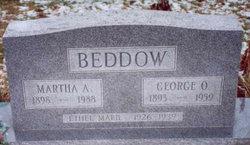 Ethel Marie Beddow