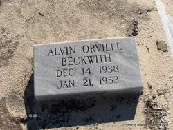Alvin Orville Beckwith