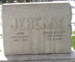 John Jeremy
