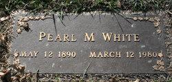 Pearl M. White