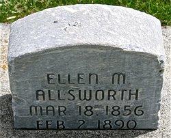 Ellen <I>Manwaring</I> Allsworth