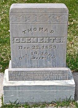 Thomas Gabbatis Clements