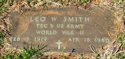 Leo Wilman Smith