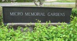 Micro Memorial Gardens Cemetery