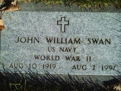 "John William ""Bill"" Swan"