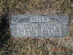 Clarence Elijah Allen, Sr
