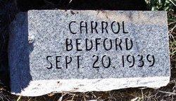Carrol Mouton Bedford