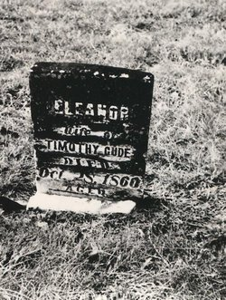 Eleanor <I>Leonard</I> Cude