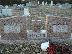 """Allie """"Tiny"""" <I>Brantley</I> Auger"""