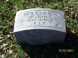Jack P. Griffin