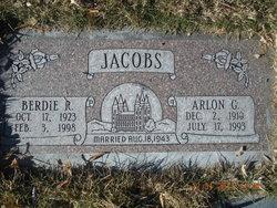 Berdie <I>Randles</I> Jacobs