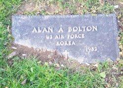 Alan A. Bolton