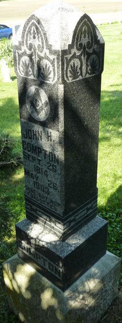 John H Compton
