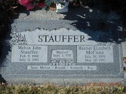 Melvin Stauffer