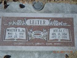 Melba Darlene <I>Covington</I> Leiter