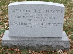 Aubrey Erskine Lippincott