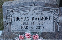 Thomas Raymond Morrissey