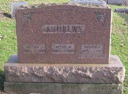 "Elizabeth M. ""Bessie"" <I>Hinman</I> Andrews"