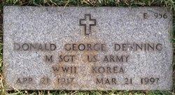 Donald George Denning