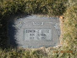 Edwin Frederick Heise