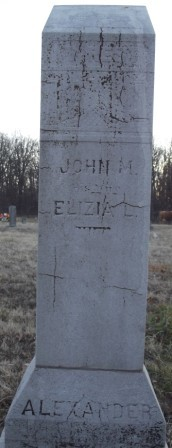 John M Alexander