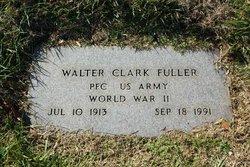 PFC Walter Clark Fuller