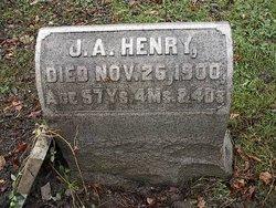 Joseph Allen Henry, Jr