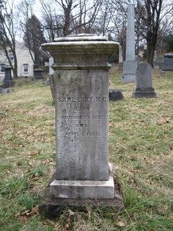 Dr Samuel Lilly