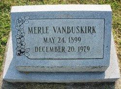 Merle VanBuskirk
