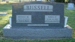 Nina C <I>Blair</I> Bussell