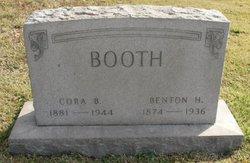 Benton Hiram Booth