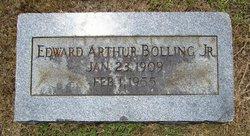 Edward Arthur Bolling, Jr