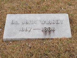 Dr John Yancey