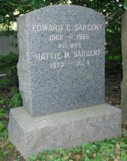 Hattie Maria <I>Jones</I> Sargent