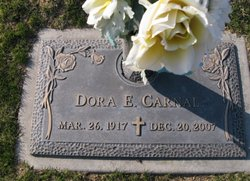 Dora Elzen <I>Bagwell</I> Carnal