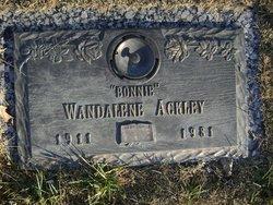 "Wandalene ""Bonnie"" Ackley"