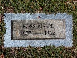 Ross Archie Alkire