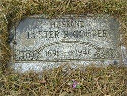 Lester Ralph Cooper, Sr