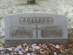 Marie O. <I>Hoerner</I> Follett