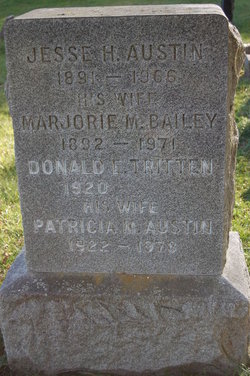 Marjorie Mae <I>Bailey</I> Austin