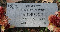 "Charles Wayne ""Charley"" Anderson"