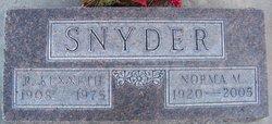 Raymond Kenneth Snyder