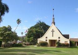 Waiola Church Cemetery