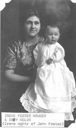 Lillian Irene <I>Foster</I> Kruger