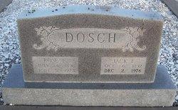 Rose F. Dosch